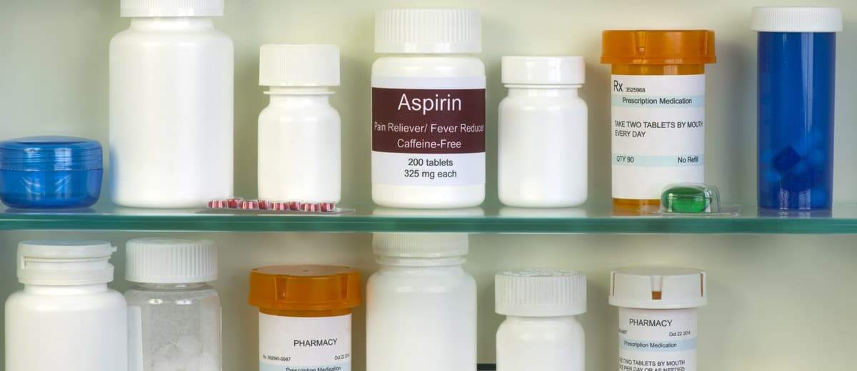 What to Do With Unused and Expired Prescription Drugs in Your Medicine Cabinet